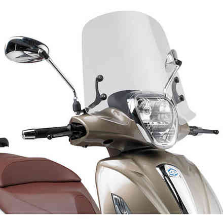 Windshield Beverly 125ie-300ie (10> 17) / Beverly 350 Sport Touring (12> 17) Givi