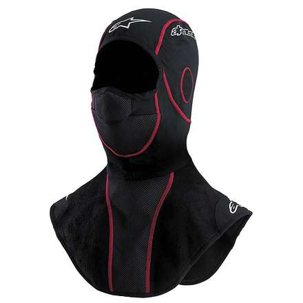 Winter Balaclava sous le casque Alpinestars