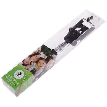 wireless selfie monopod - perche télescopique  Essentialz