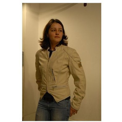 Woman Leather Jacket Suomy