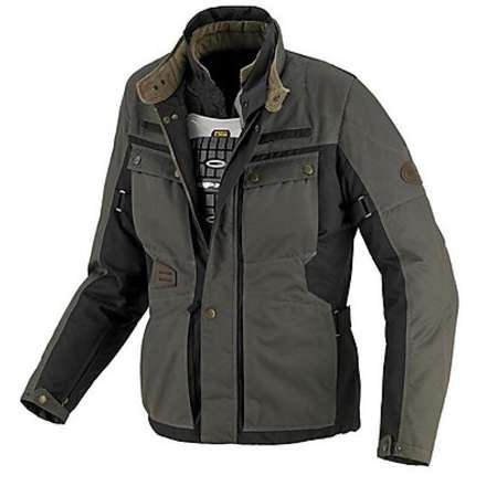 Worker Tex H2Out  Jacket anthracite-black Spidi