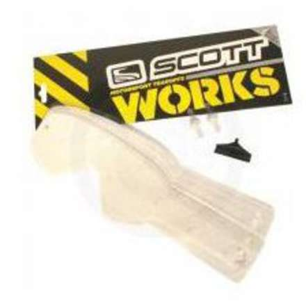 Works Tear Off System Per Occhiali Serie 80 E Recoil 10 Stück Scott