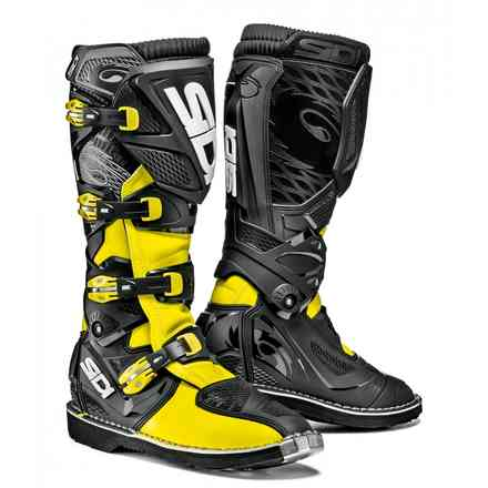 X-3 yellow fluo black Boots Sidi