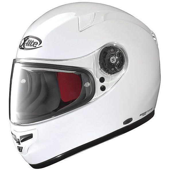 X-603 Start N-com Helmet white X-lite