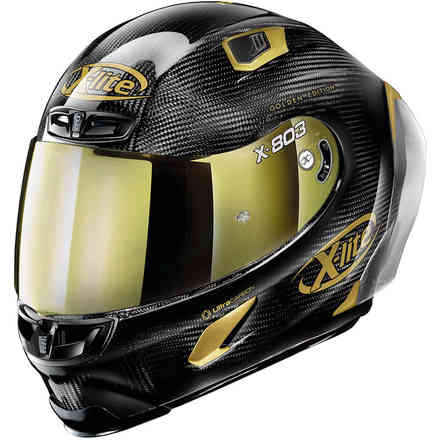 X-803 Rs U.C. Helmet Golden Edition X-lite