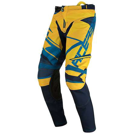 X-Gear pants yellow-blue Acerbis