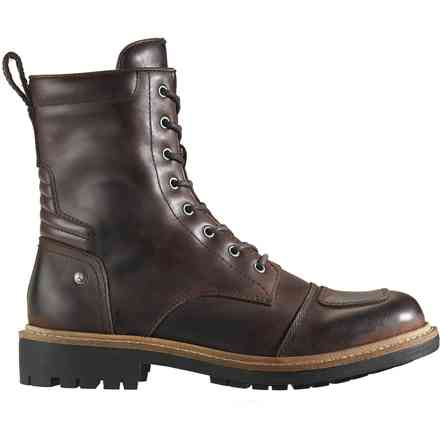 X-Nashville brown Boots Spidi