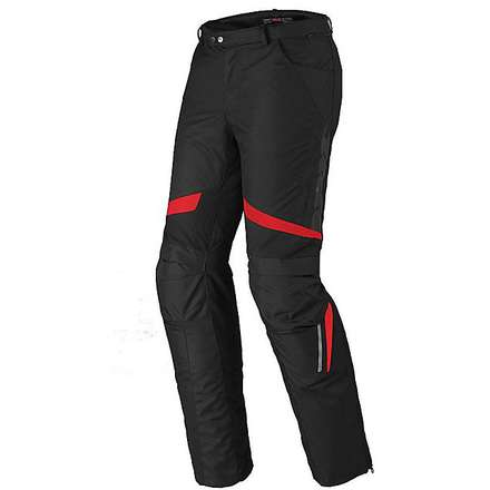 X-Tour  H2Out Pants Black-Red Spidi