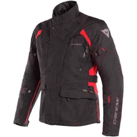 X-Tourer D-Dry jacket black red Dainese