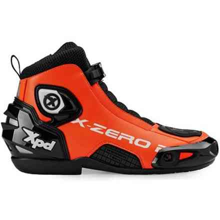 X-Zero R Red Fluo Shoe Spidi