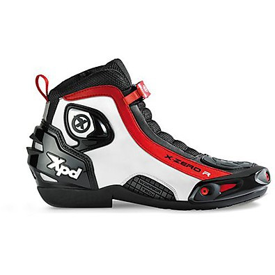 X-Zero R Shoe white Spidi