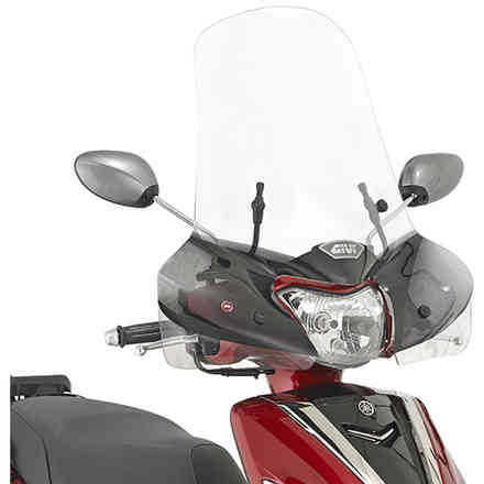 Yamaha D'Elight Specific Attacks Givi