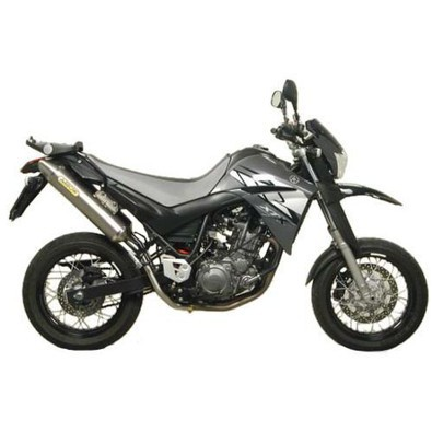 Yamaha Xt 660 R - Xt 660 X 2004/2009 Terminali Thunder Approved Alluminio Arrow