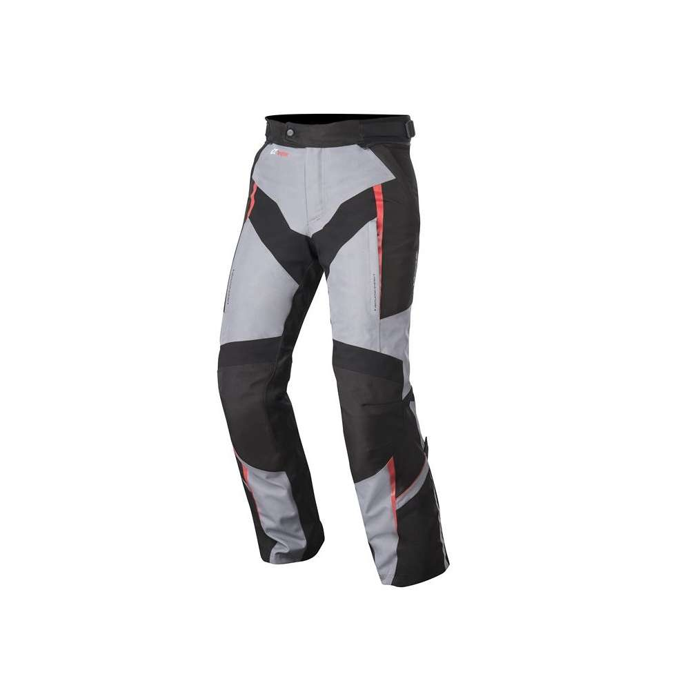 Yokohama Drystar Pants gray black red Alpinestars