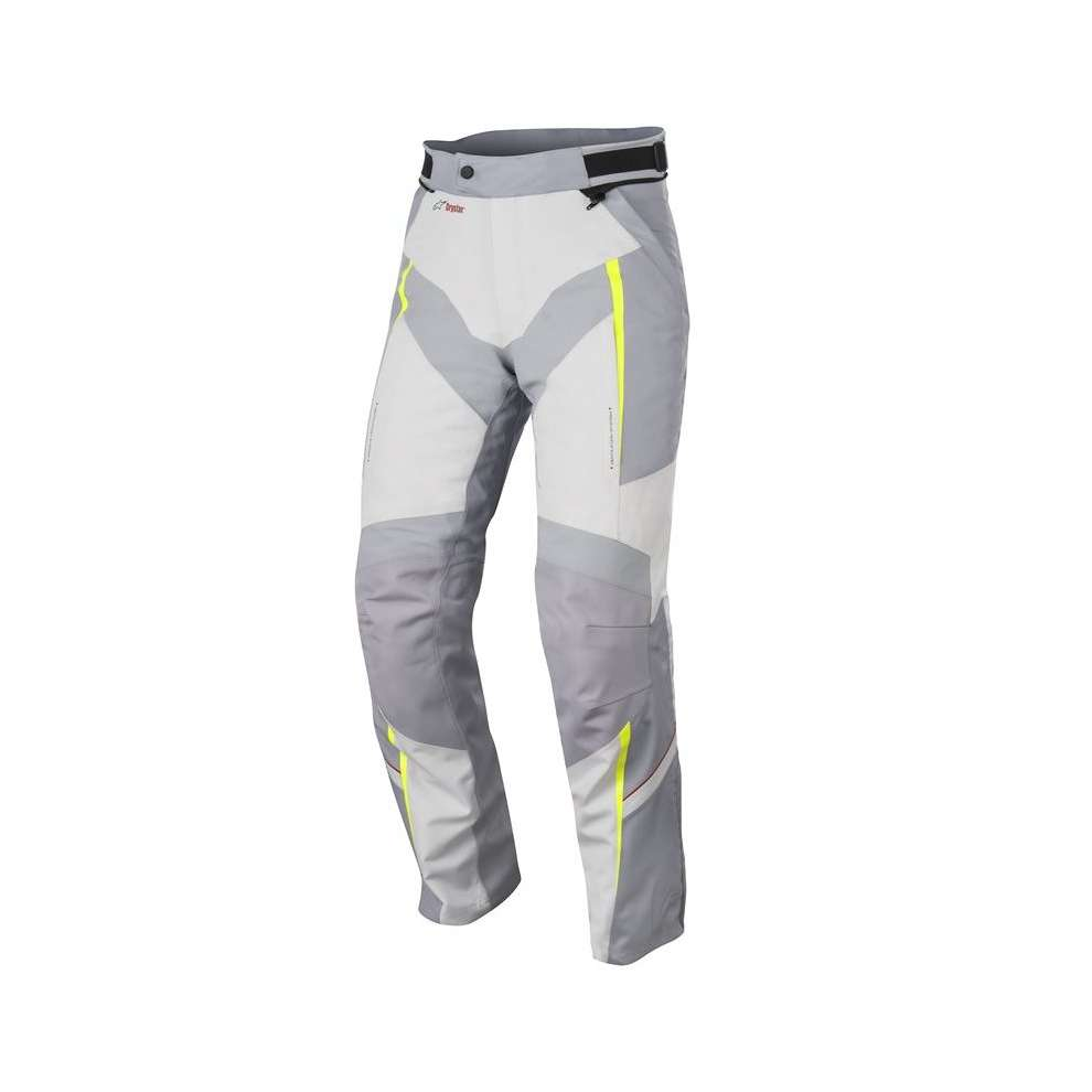 Yokohama Drystar Pants gray yellow Alpinestars