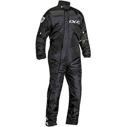 Yosemite rain suit black yellow fluo Ixon