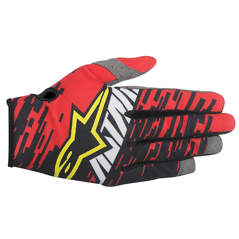 Youth Racer Braap 2016 Gloves Alpinestars