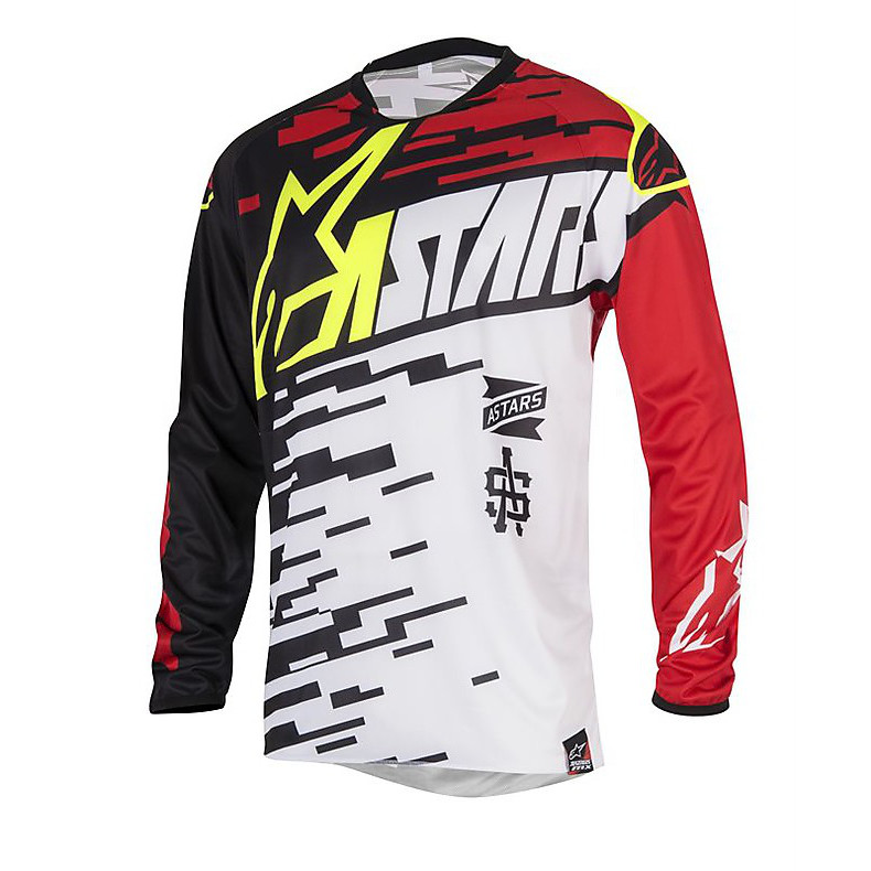 Youth Racer Braap Child Jersey Alpinestars