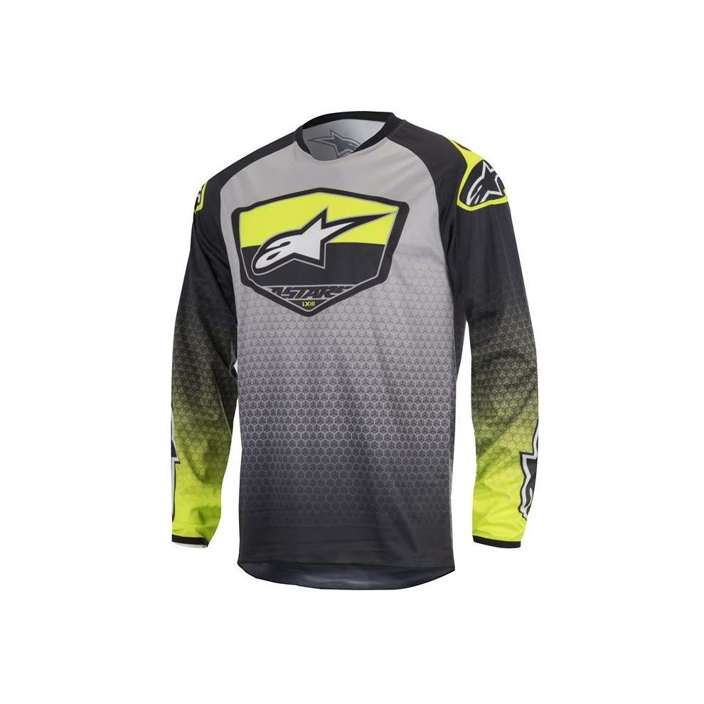 Youth Racer Supermatic 2017 Child Jersey Alpinestars