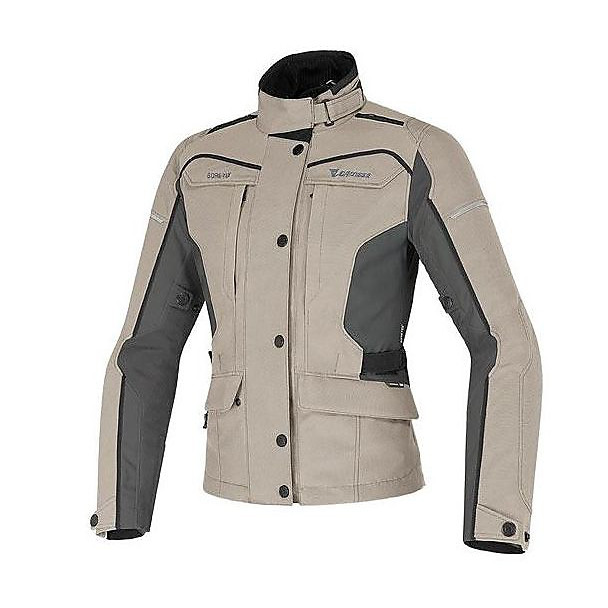 Zima Gore-tex Lady Jacket peyote-dark gull gray-black Dainese